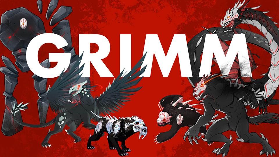 RWBY Grimm